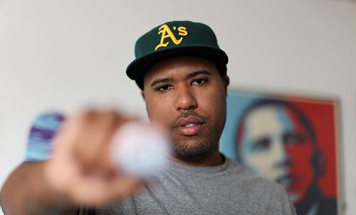 Here's another mixtape from a hot newcomer:  Dom Kennedy.