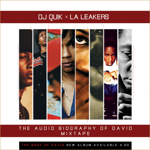 Check out this mixtape from DJ Quik.  While it's not new material, there's some vintage stuff that's harder to find and may not have hit your eardrums.  Even better, it's narrated by Quik himself giving personal accounts of the stories behind many of his hits.