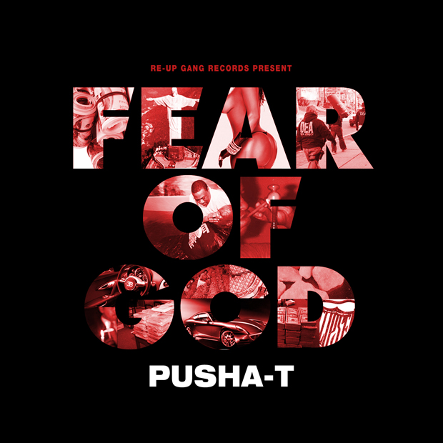Pusha T's Fear of God mixtape has arrived.  Listen to the whole thing and download below.