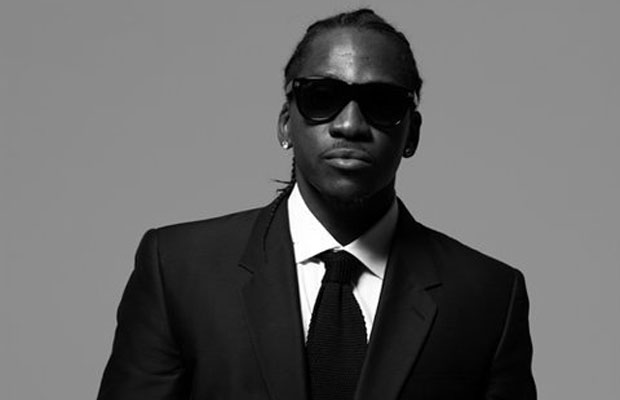 Here are 3 new joints from Pusha T.  Fear of God the mixtape drops next week.  It's about to be ree-diculous.