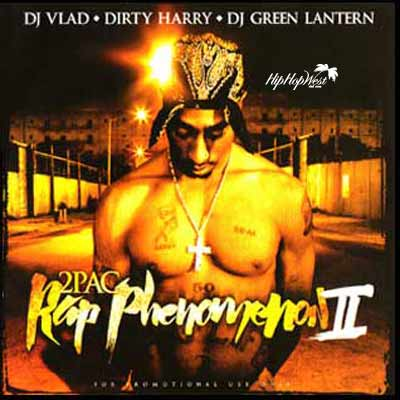 2Pac would have been 40 on 6/16.  To celebrate his birthday here's a classic mixtape done by DJ Vlad, Dirty Harry and Green Lantern.