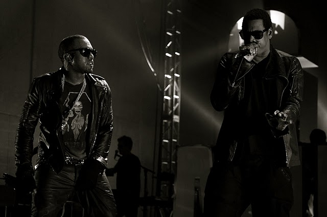 Here's a short film on the making of Watch the Throne.