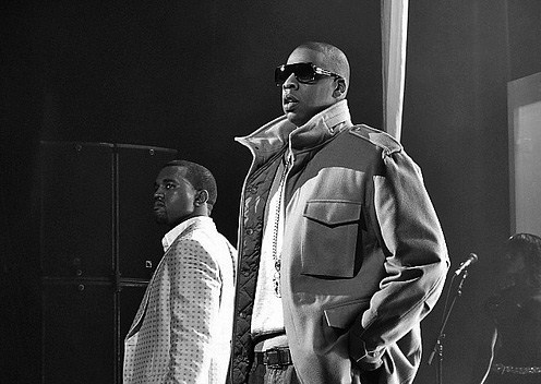New Jay-Z and Kanye West from Watch the Throne.  Check out Otis ft Otis Redding.
