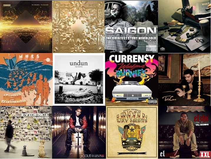 Ambrosia For Heads' 2011 Best Hip-Hop Albums/Mixtapes of the Year:  Here's a look at our picks for the best of the best in 2011.  You'll find words on each as well as samples of the music.  Tell us your picks for 2011.