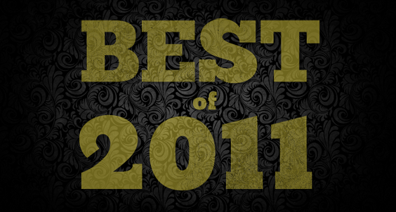 Check out our 175+ song playlist of the best hip-hop 2011 had to offer (in chronological order).  You'll hear music from Kendrick Lamar, DJ Quik, Pete Rock and Smiff N Wessun, XV, Action Bronson, Common, Curren$y, The Roots, Saigon, Bumpy Knuckles, Big K.R.I.T., Bun B, Asher Roth, Phonte, Reks, Raekwon, Stalley, Pusha T, Wale, Zion I, Smoke DZA, Busta Rhymes, J. Cole, Jean Grae, Statik Selektah, Talib Kweli, Mos Def, Yelawolf, Pharoahe Monch and far too many other great artists to name.