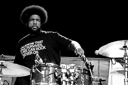 Here's a cool look at a day in the life of Questlove that was produced by Hulu.  Check it out below (Video)