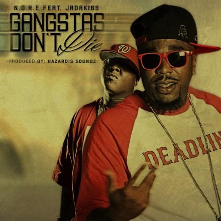 NORE - Gangstas Don't Die ft Jadakiss