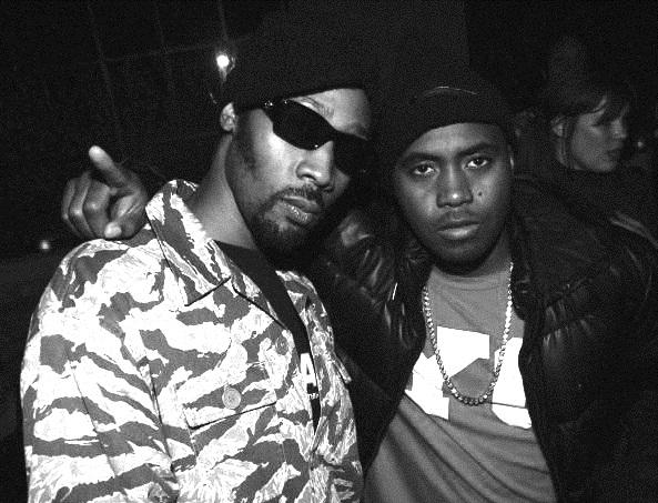 Rza & Nas - The Set Up (Mashup)