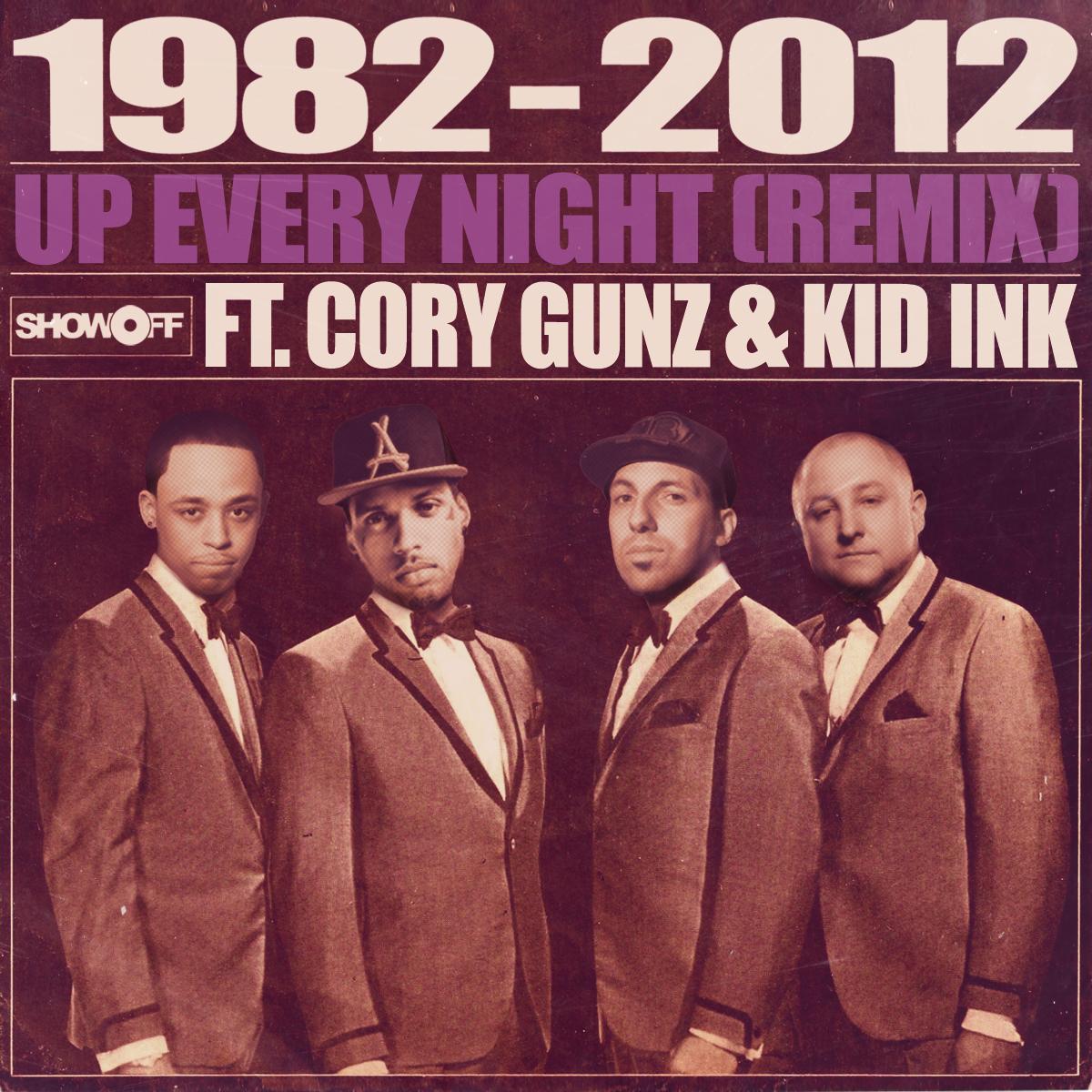 1982 (Statik Selektah & Termanology) - Up Every Night (Remix) ft Cory Gunz & Kid Ink