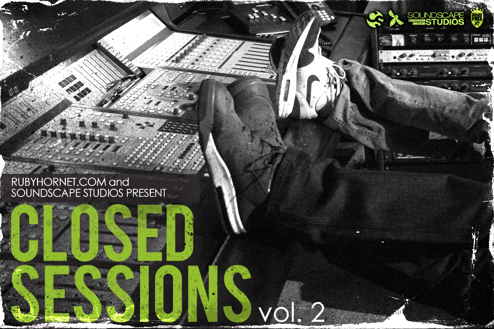 Closed Sessions Vol. 2 (Mixtape)