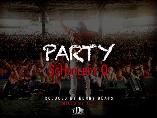 Schoolboy Q - Party