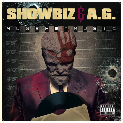 Showbiz & AG – Every Time I Touch The Mic ft OC & Frank V