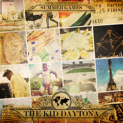 Summer Games: The Kid With The Golden (Mixtape)