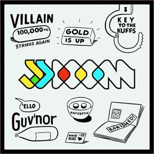 JJ DOOM - Key to the Kuffs (Full Album Stream)