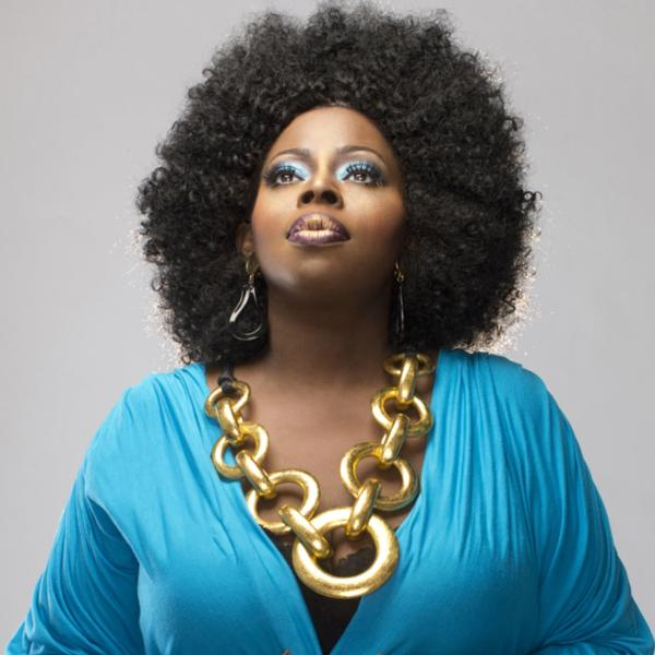 Angie Stone - Backup Plan (Audio)