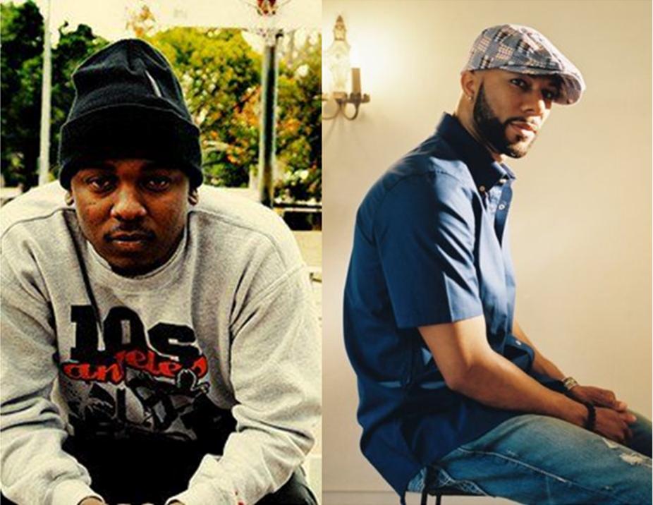 DJ Drama - My Way ft Common, Kendrick Lamar & Lloyd (Audio)