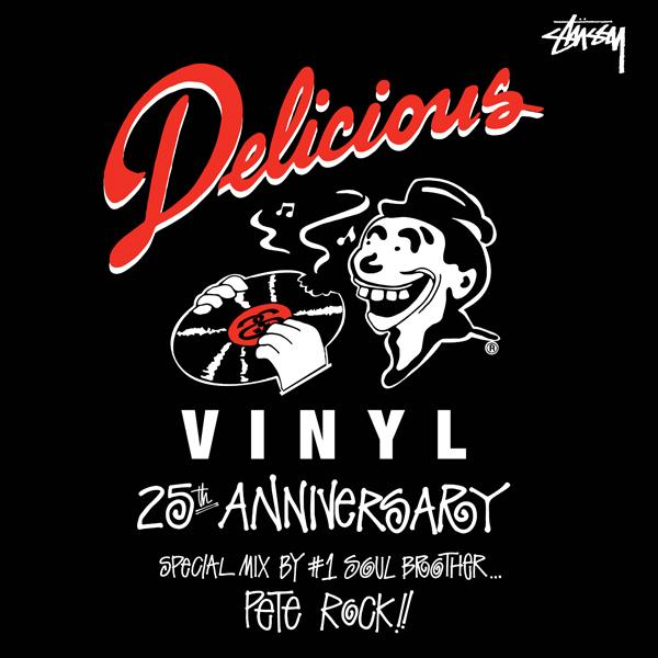 Pete Rock - Delicious Vinyl 25th Anniversary Mix (Mixtape)