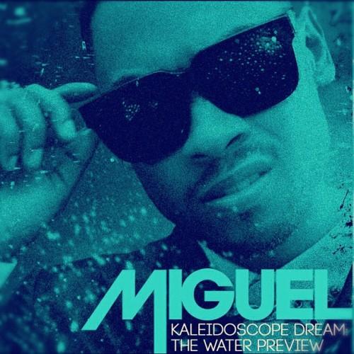 Miguel - Kaleidoscope Dream (Full Album Preview)