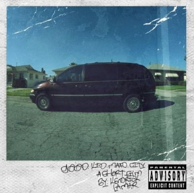 Kendrick Lamar – Good Kid, m.A.A.d City (Artwork)