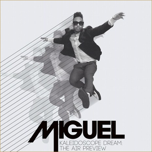 Miguel - Kaleidoscope Dream:  The Air Preview (Audio)