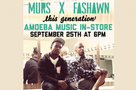 Murs & Fashawn - This Generation (Audio)