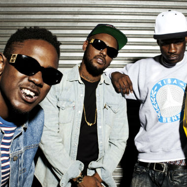 Kendrick Lamar, Schoolboy Q, Jay Rock - Highway to Hell (Audio)