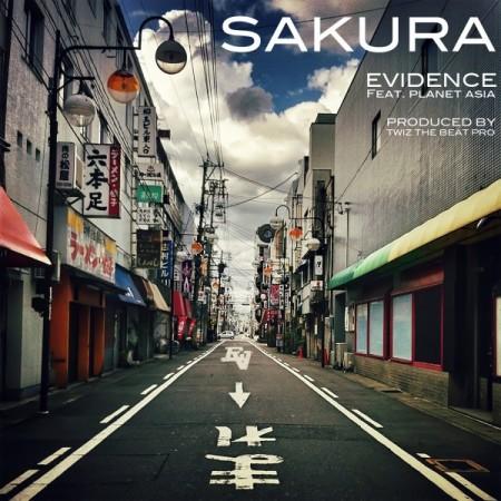 Evidence - Sakura ft Planet Asia (Audio)