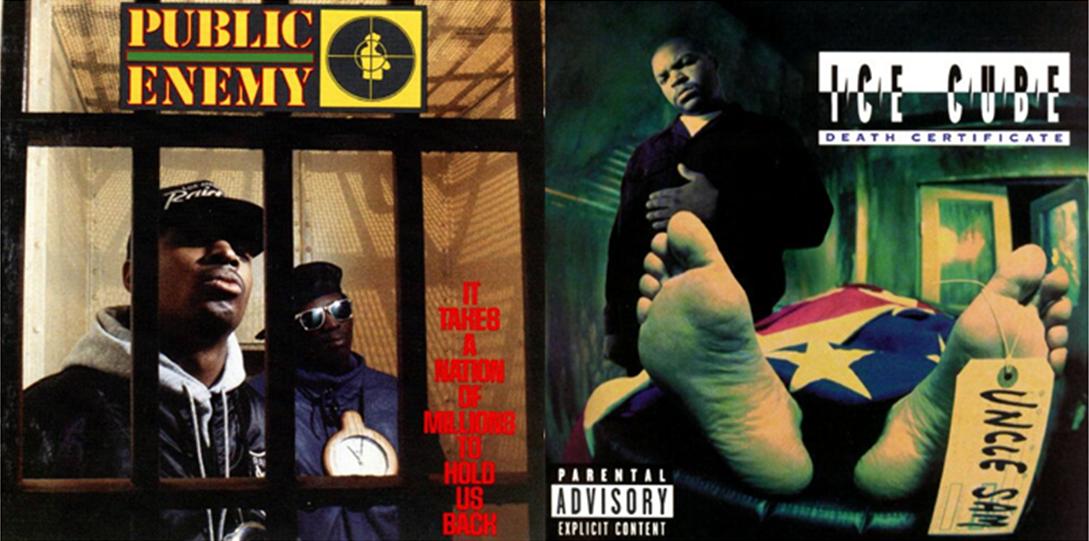 Ice Cube vs Public Enemy (Playlist)