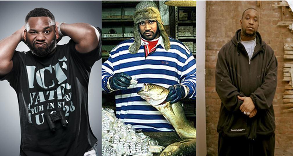 Raekwon, Ghostface Killah, Kool G Rap - Rivers of Blood (Audio)
