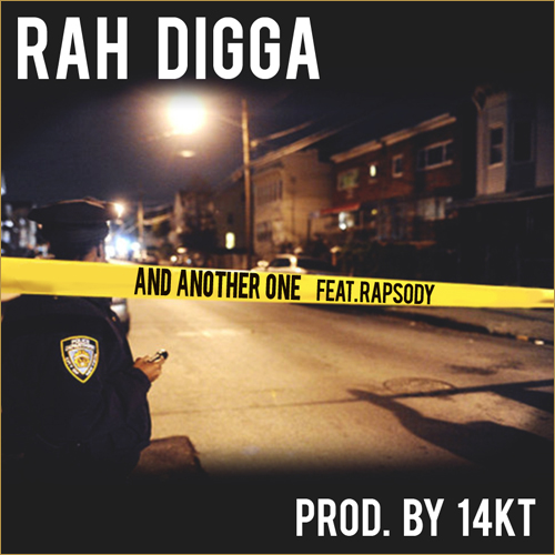 Rah Digga - And Another One ft Rapsody (Audio)