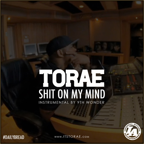 Torae - Shit on My Mind (Audio)