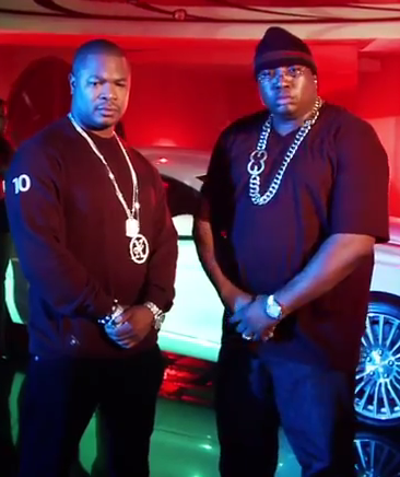 Xzibit – Up Out the Way ft E-40 (Video)