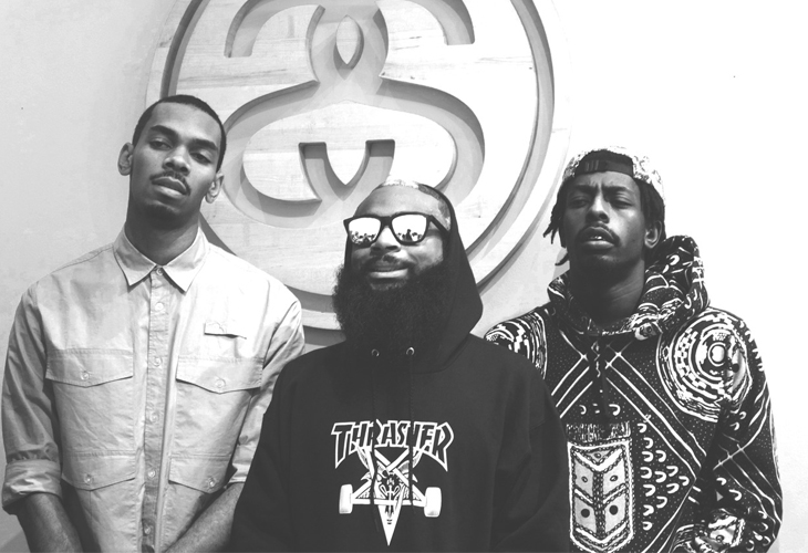 Flatbush Zombies - The Hangover (Audio)