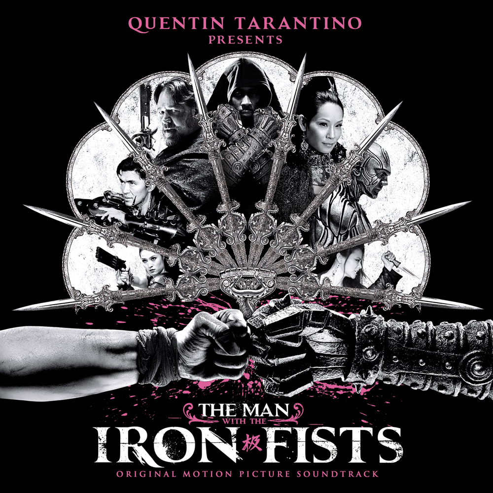 The Man With the Iron Fists Soundtrack (Full Album Stream)