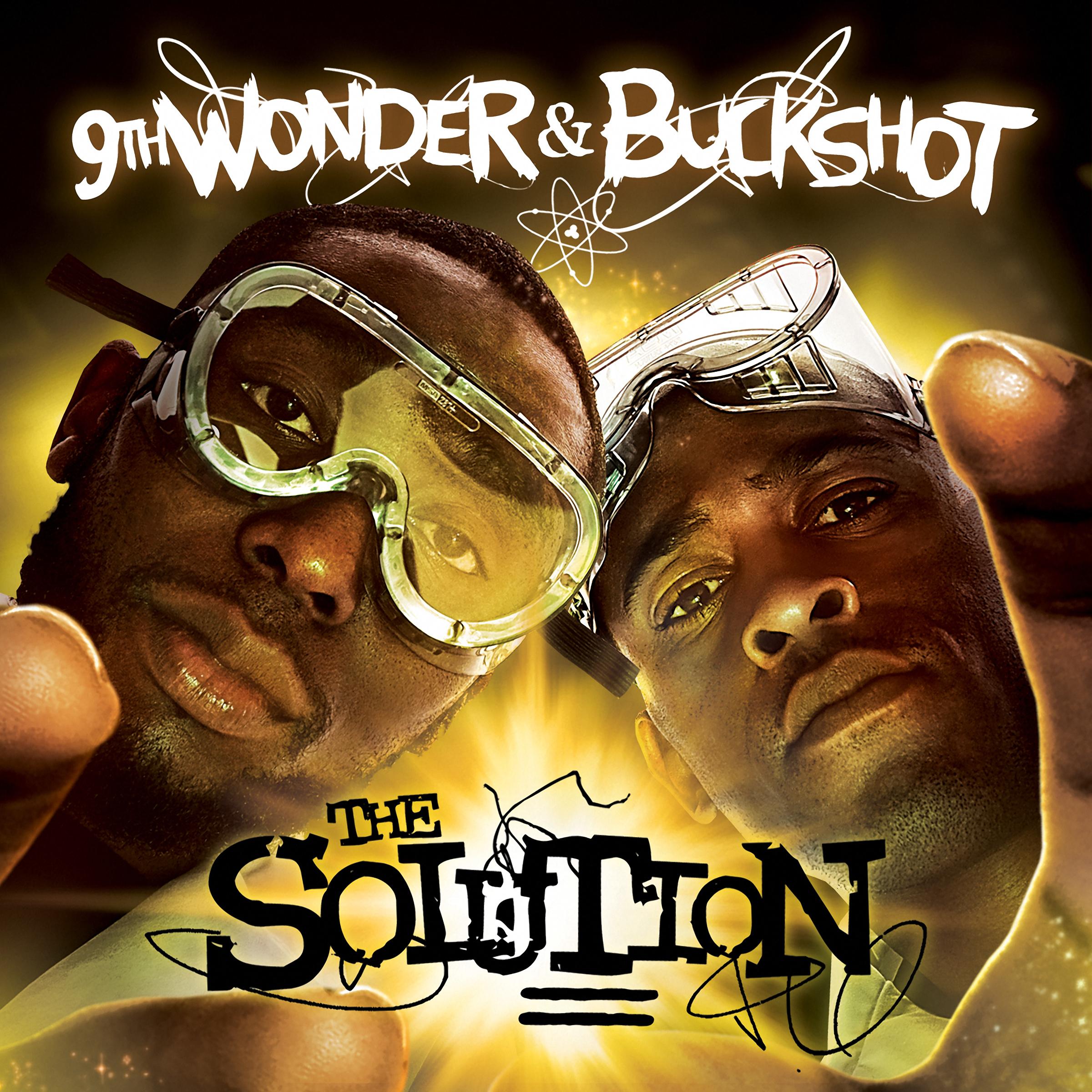 9th Wonder & Buckshot - The Solution (Full Album Stream)
