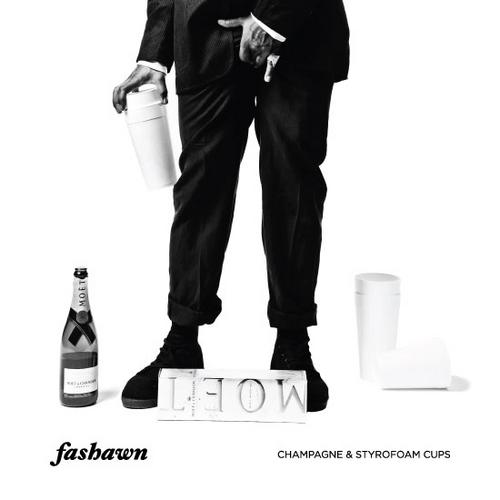 Fashawn - Champagne & Styrofoam Cups (Mixtape)