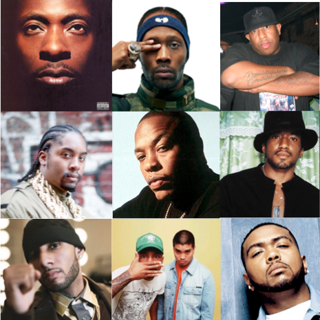 Complex's 100 Greatest Hip-Hop Beats of All Time  (Food For Thought)