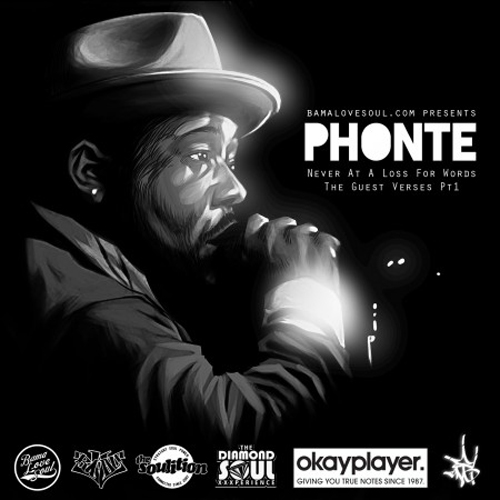 Phonte - Never at a Loss for Words:  The Guest Verses (Mixtape)