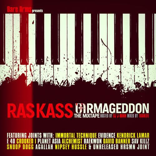 Ras Kass - Barmaggedon (Mixtape)