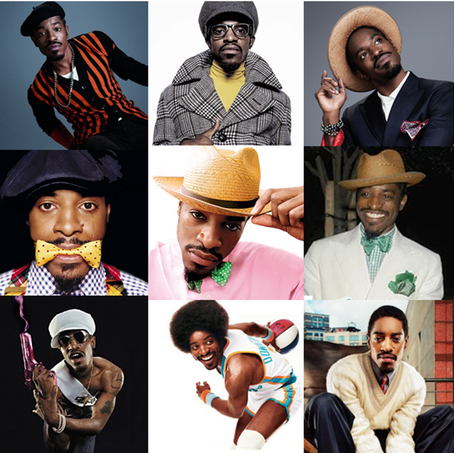 Andre 3000:  The Guest Verses Playlist (Audio)