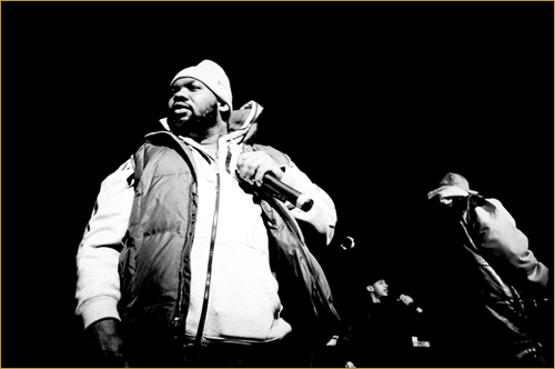 Raekwon - Who Shot Ya Freestyle
