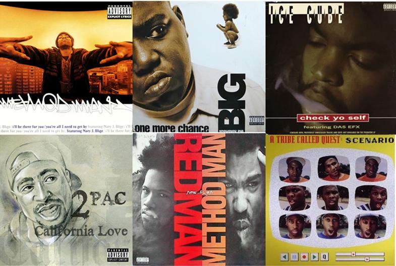 Best hip-hop remixes of all time (Audio Playlist)