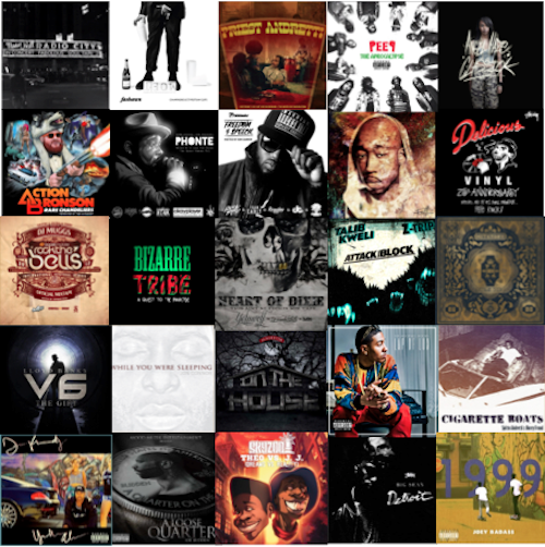 AFH:  Best Hip-Hop Mixtapes of 2012