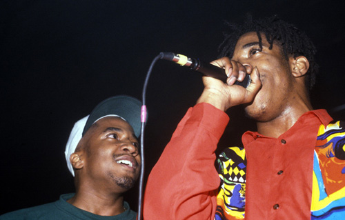 Busta Rhymes & Q-Tip - Poetic Justice Freestyle