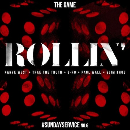 Game - Rollin' ft Kanye West, Trae The Truth, Paul Wall, Slim Thug & Z-Ro