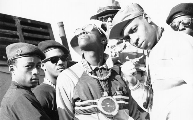 Public Enemy will be inducted into the Rock & Roll Hall of Fame in 2013