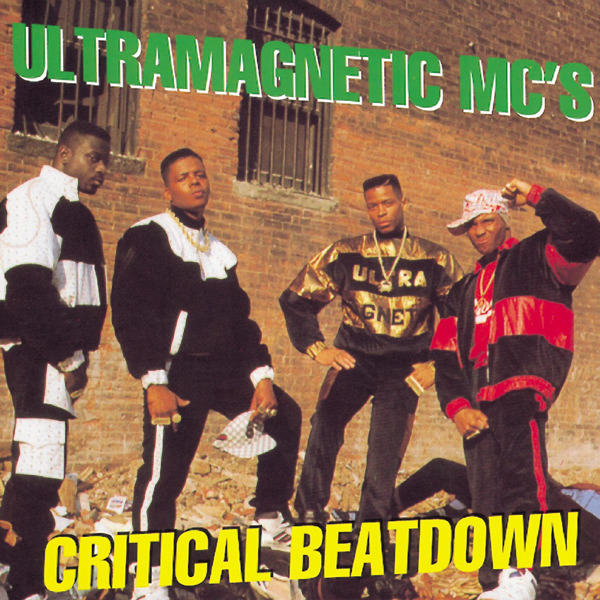 Ultramagnetic MCs perform in London in 1990 (Video)