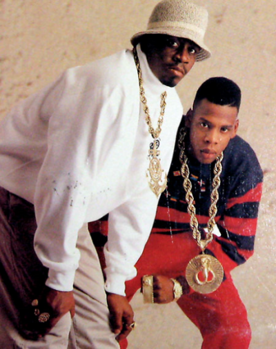 Jay-Z & Jaz-O - So Watcha Sayin Freestyle (Video)