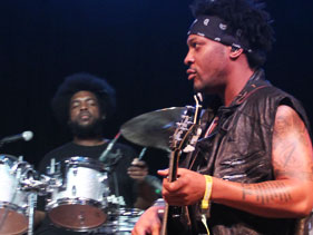 A behind the scenes look at D'Angelo's return to music through the eyes of ?uestlove (Video)