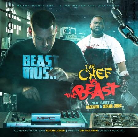 Raekwon & Scram Jones - The Chef vs. The Beast (Mixtape)